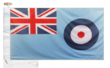 Royal Air Force RAF Courtesy Boat Flags (Roped and Toggled)